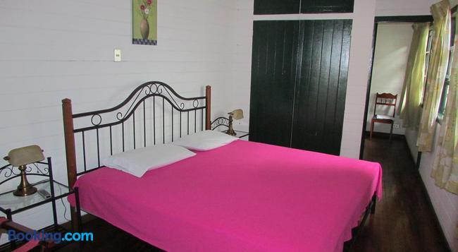 Hotel Casa Leon - San Jose - 臥室