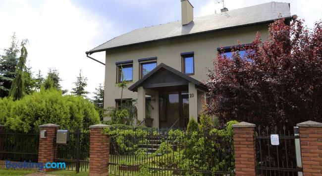 10 Bed And Breakfast - Poznan - 建築
