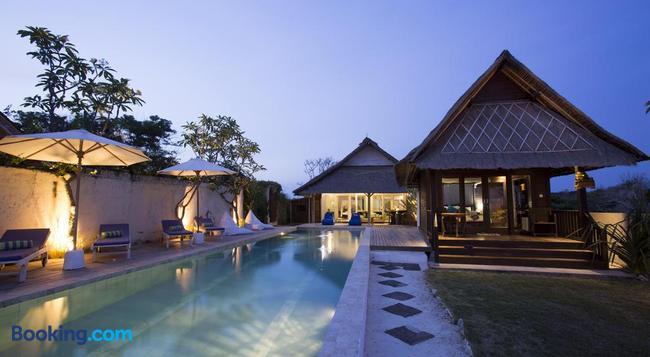 Villa Waru - 藍夢島 - 建築