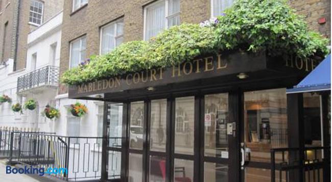 Mabledon Court Hotel - 倫敦 - 建築