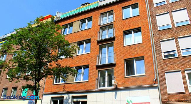 Backpackers Düsseldorf - 杜塞道夫 - 建築
