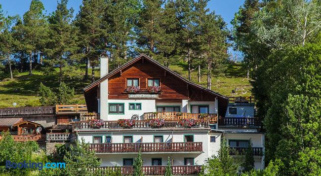 Pension Schwalbennestl - Mittenwald - 建築
