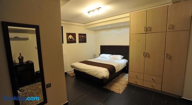 Casa Di Lusso - 約阿尼納 - 臥室