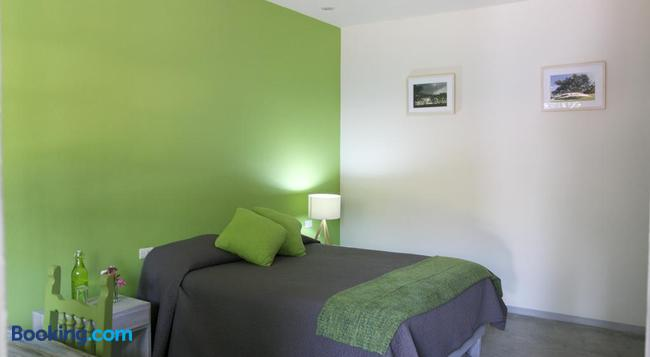 La Betulia Bed And Breakfast - 瓦哈卡 - 臥室