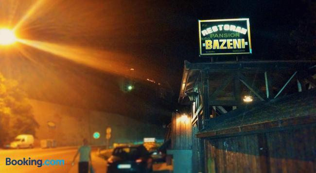 Pansion Bazeni - 薩拉熱窩 - 建築
