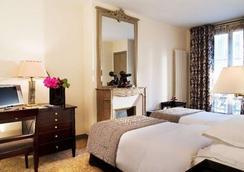 瓦魯聖日耳曼酒店 - 巴黎 - 臥室
