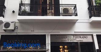 盧格同性戀住宿加早餐旅館 - 布宜諾斯艾利斯 - 建築