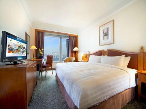 北角海逸酒店 - 香港 - 臥室