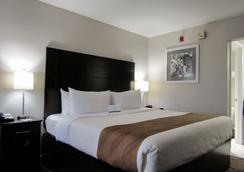 湖畔品質酒店 - 基西米 - 臥室