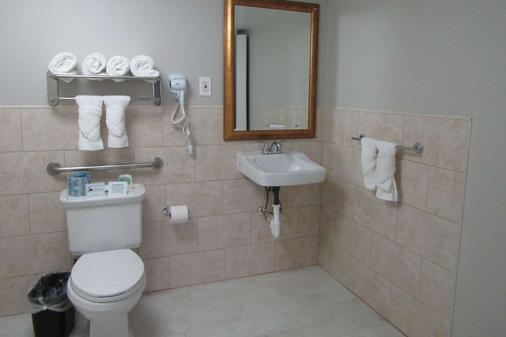 湖畔品質酒店 - 基西米 - 浴室
