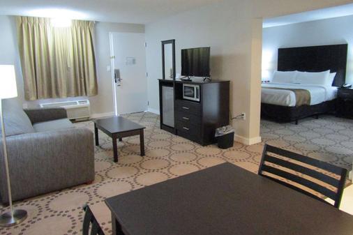 湖畔品質酒店 - 基西米 - 客廳