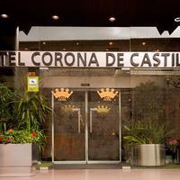 Hotel Sercotel Corona de Castilla Exterior View