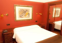 塞科特科羅納德卡斯蒂利亞酒店 - 布爾戈斯 - 臥室