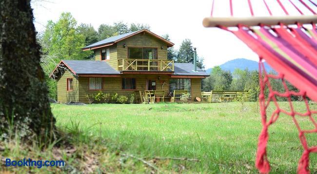 Ecoreserva Quelhue Lodge y Cabañas - Pucon - 建築