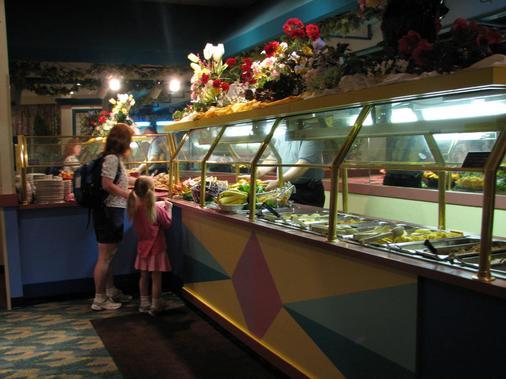 瑟諾拉酒店及套房- 正門東 - 基西米 - 自助餐