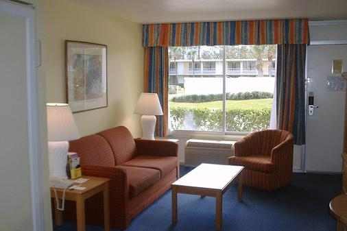 瑟諾拉酒店及套房- 正門東 - 基西米 - 客廳