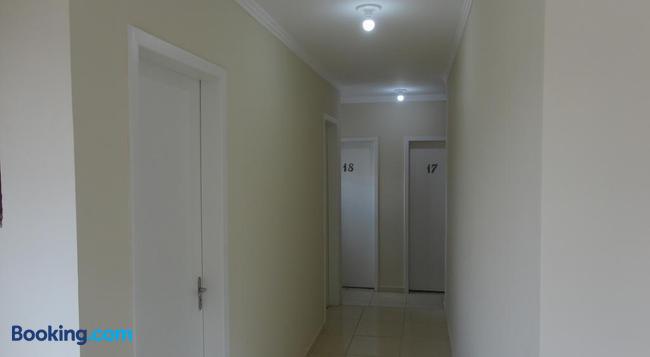 Hotel Gringos - Londrina - 建築