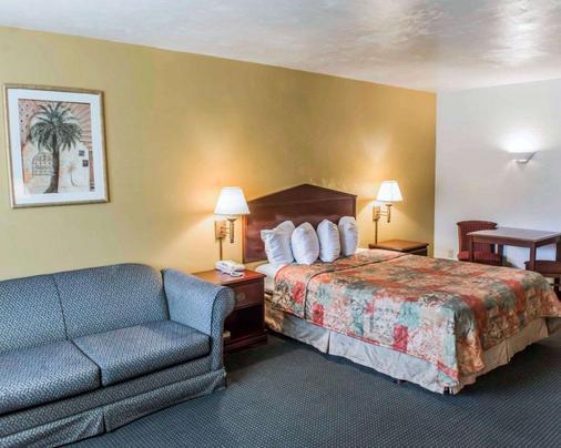 塔拉哈西郊區長住酒店汽車旅館 - 塔拉哈西 - 臥室