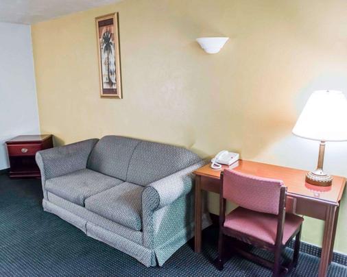 塔拉哈西郊區長住酒店汽車旅館 - 塔拉哈西 - 客廳