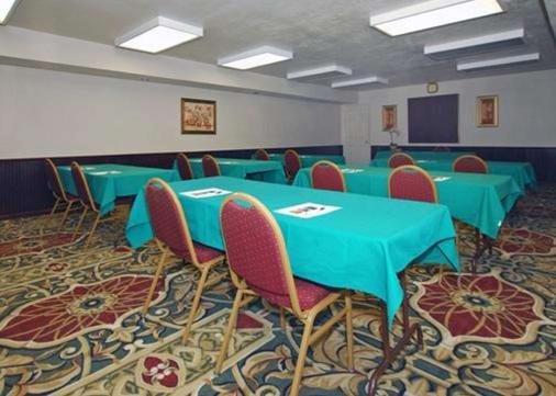 塔拉哈西郊區長住酒店汽車旅館 - 塔拉哈西 - 會議室