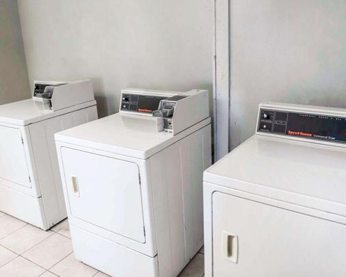 塔拉哈西郊區長住酒店汽車旅館 - 塔拉哈西 - 洗衣設備
