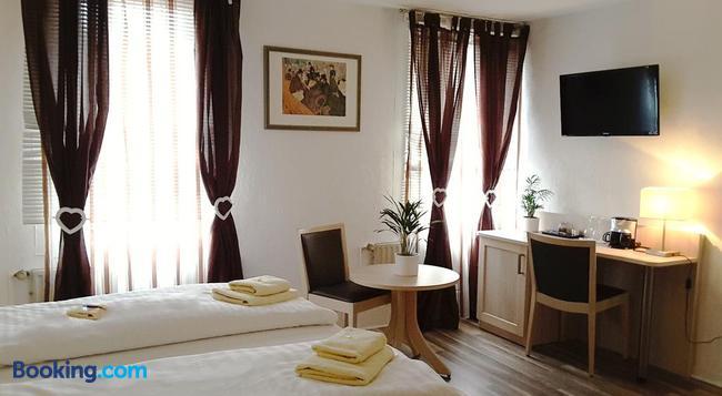 Hotel Gasthaus Papen Änne - 卡塞爾 - 臥室