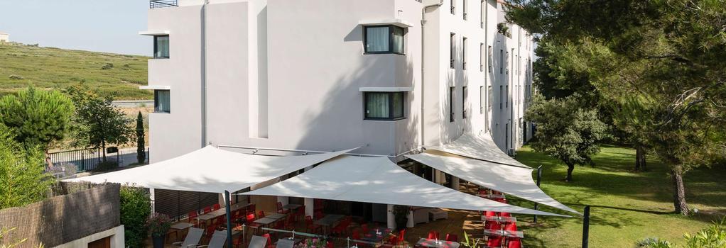 Best Western Plus Hotel de l'Arbois - 普羅旺斯艾克斯 - 建築