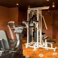 Best Western Astoria Bayfront Hotel Exercise Facility