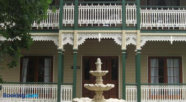 Grove Manor - 布里斯班 - 建築