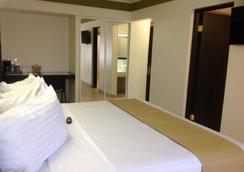 馬塔莫羅斯廣場貝斯特韋斯特酒店 - 馬塔莫羅 - 臥室