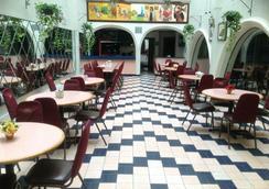 馬塔莫羅斯廣場貝斯特韋斯特酒店 - 馬塔莫羅 - 餐廳