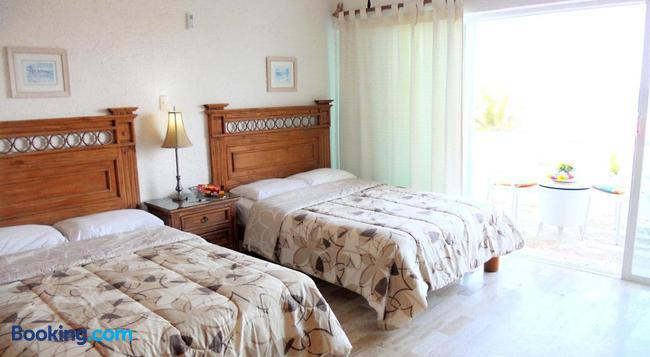 Cancun Beach Aparthotel By Las Brisas - 坎昆 - 臥室