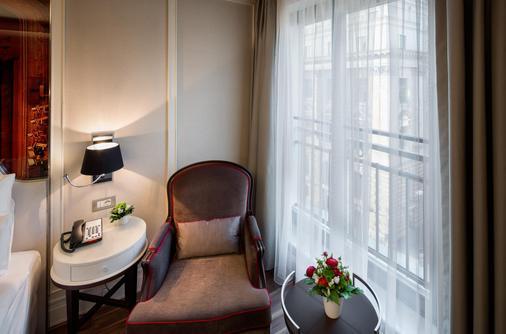 柏林泰坦尼克御林廣場酒店 - 柏林 - 客房設備