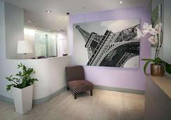 索芙特酒店 - 巴黎 - 大廳