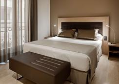 阿托查加泰羅尼亞酒店 - 馬德里 - 臥室