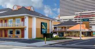 弗拉明戈品質酒店 - 大西洋城 - 建築