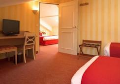 德朗布爾酒店 - 巴黎 - 臥室