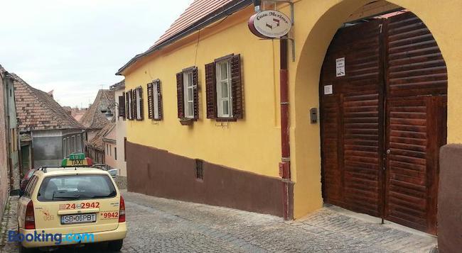 Casa Merisor - 錫比烏 - 建築