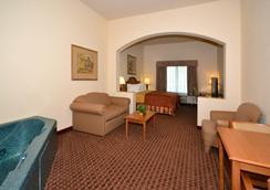 卡薩別墅貝斯特韋斯特酒店 - 哈林根 - 臥室