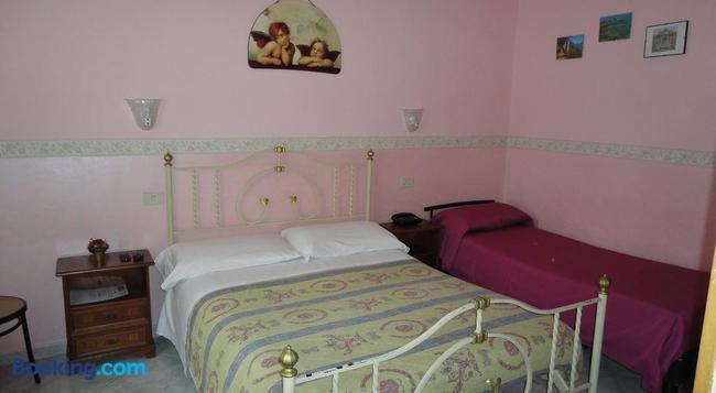 Hotel Principe Amedeo - 羅馬 - 臥室