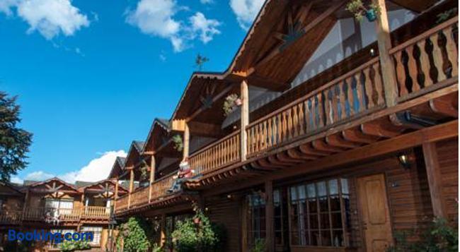 Apart Hotel Blumenau - Osorno - 建築
