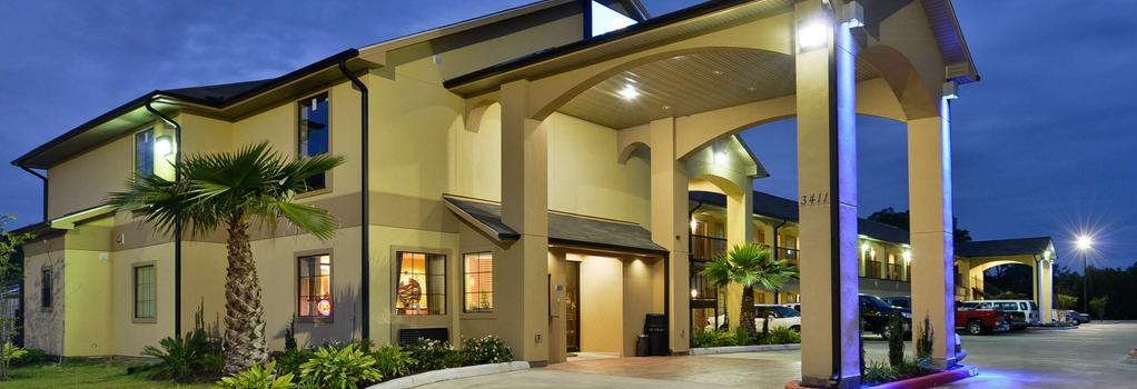 Americas Best Value Inn & Suites Lake Charles - 查爾斯湖 - 建築