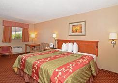 克羅斯廷伯斯美國最有價值旅館 - Stephenville - 臥室