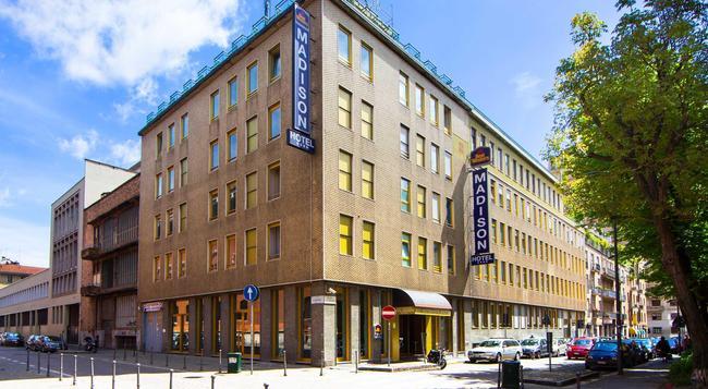Best Western Hotel Madison - 米蘭 - 建築