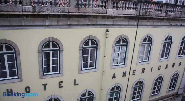 Pensao Residencial Estrela do Mondego - 里斯本 - 建築