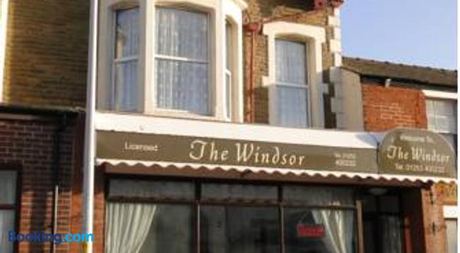 Windsor Hotel - 布萊克浦 - 建築