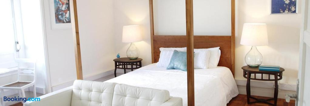 Magnolia Guesthouse - 里斯本 - 臥室