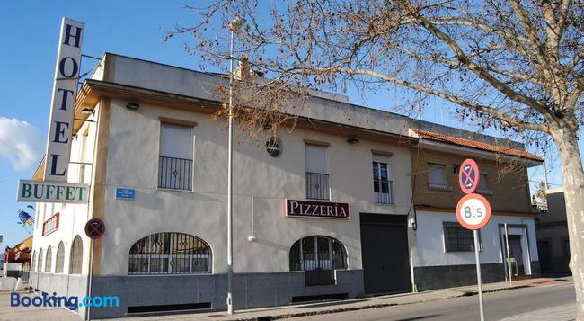 Quitagolpe - 赫雷斯-德拉弗龍特拉 - 建築