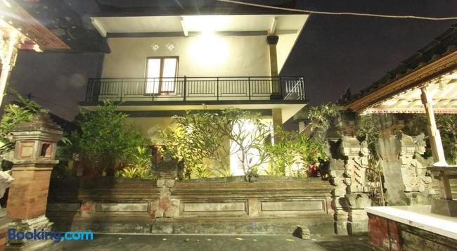 Suryadina Guest House - 烏布 - 建築