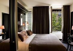 天文台盧森堡酒店 - 巴黎 - 臥室
